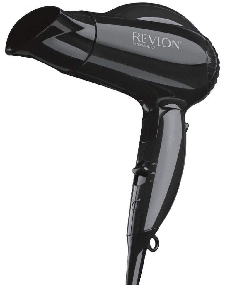 Revlon 1875w Quick Blowout Travel Hair Dryer Revlon Hair Dryer Travel Hair Dryer Hair Dryer