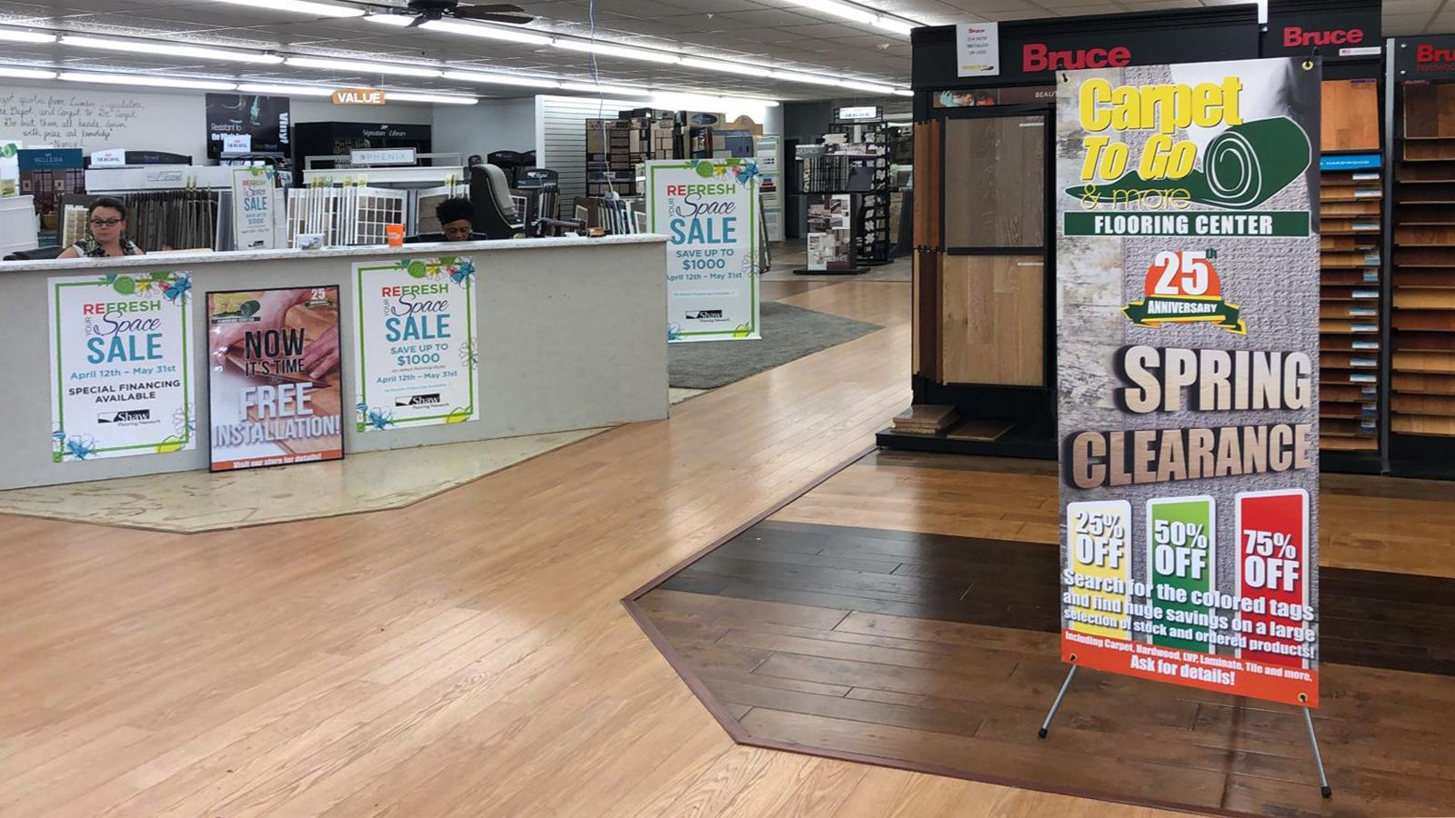 Spring Clearance Special Carpet To Go More Floor Installation Et2 Flooring