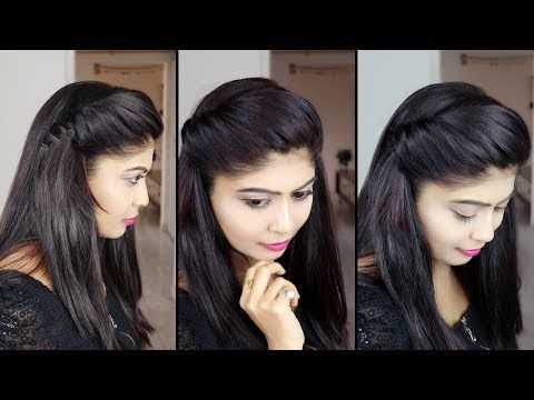 3 Easy Puff Hairstyles How To Make Front Puff Hairstyle Quick