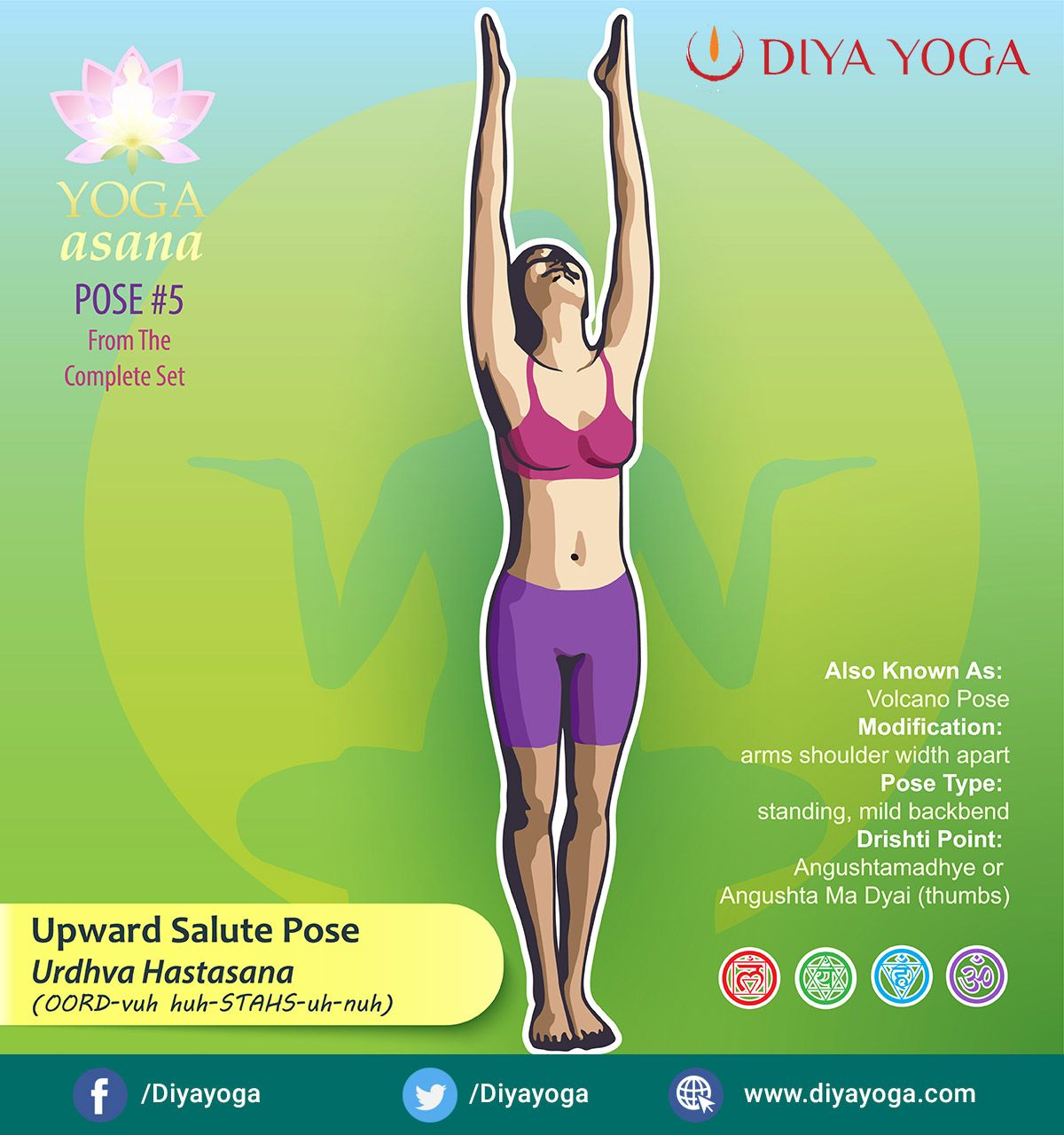 Urdhva Hastasana Or The Upward Salute Is The Sanskrit Way Of Saying Throw In 2020 200 Hour Yoga Teacher Training Yoga Teacher Training Course Yoga Teacher Training
