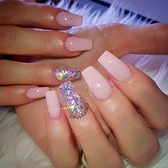 Cool Designs For Your Nails Coffin Shape See More Naildesignsjournal