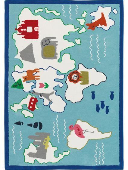 Tappeti per bambini le foto Living Corriere Tappeti