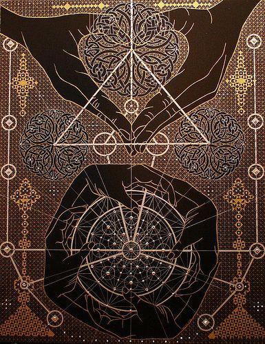 Ecos Da Eternidade L Echoes From Eternity Original Version Arte Visionaria Producao De Arte Geometria Sagrada
