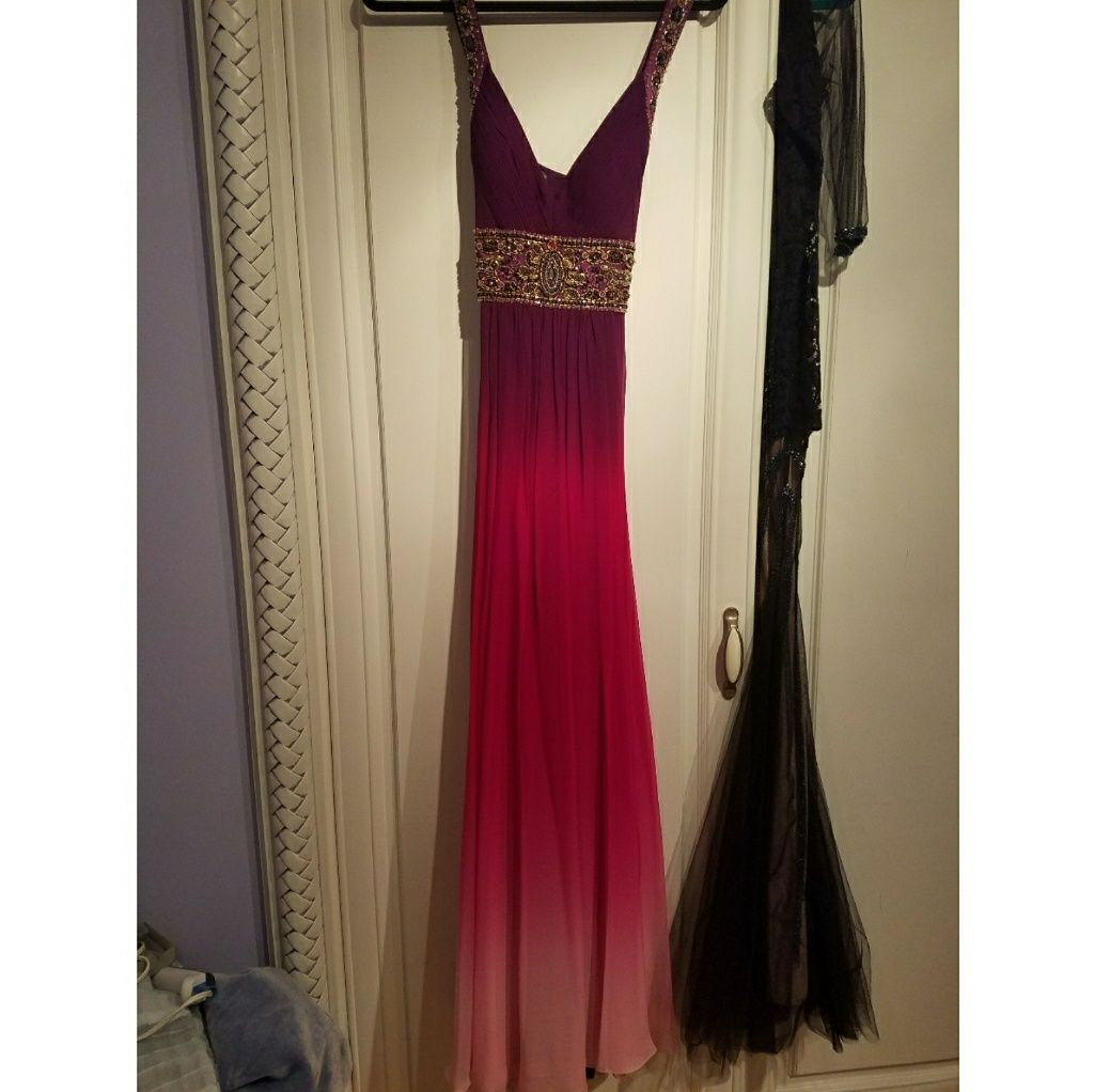 Ombre gown ombre gown and products