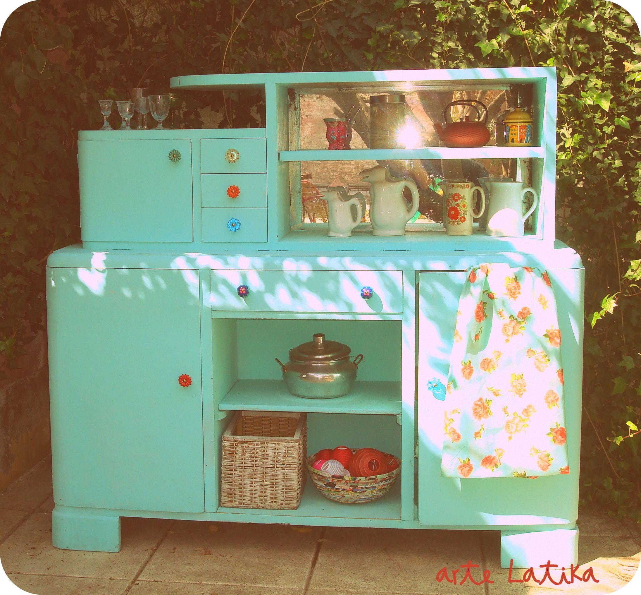 Tina aparador art dec restaurado para arte latika mios pinterest muebles muebles - Aparador art deco ...