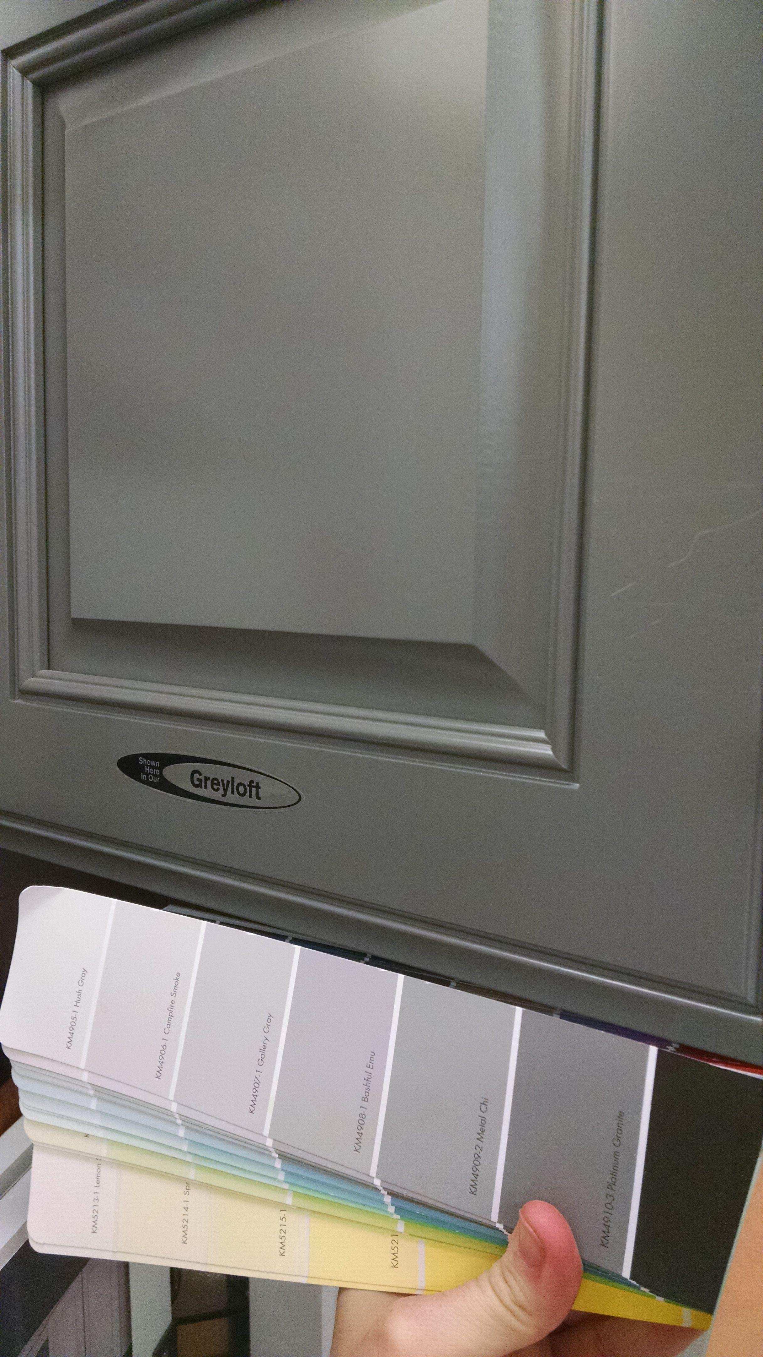 Best Kraftmaid Greyloft Cabinet Panel Don T Like The Style 640 x 480