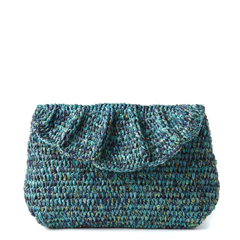 Crochet clutch by Mar y Sol