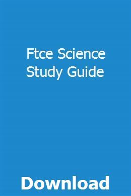 Ftce Science Study Guide Manual, Field guide, Lcd monitor