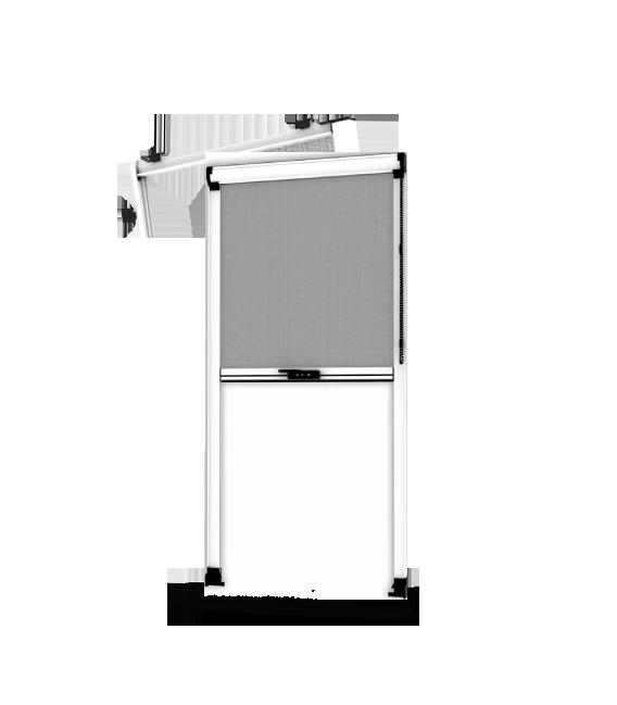 Zanzariera c6 su misura made in italy verticale