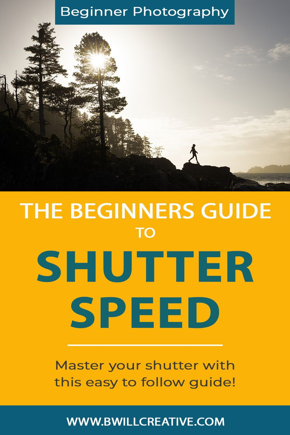 This in-depth guide will share everything you need to know about shutter speed in your photography. From its technical uses to understanding the amazing creative effects it can offer, this guide will make you feel more confident with your camera settings. Make shutter speed a breeze with this guide to shutter speed for beginner photographers. #CameraSettings #BeginnerPhotography #PhotographyTips #ManualModePhotography