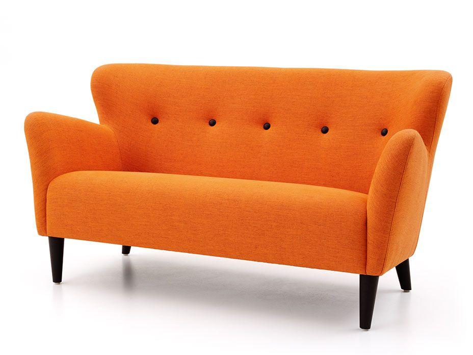 2 Sitzer Sofa Happy Zimmereinrichtung Ecksofas Zweisitzer Sofa