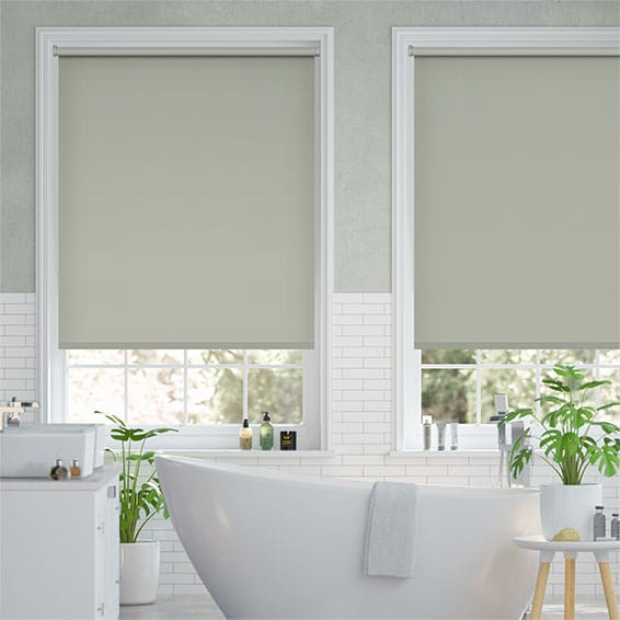 Sevilla Pistachio Blackout Roller Blind In 2020 Roller Blinds
