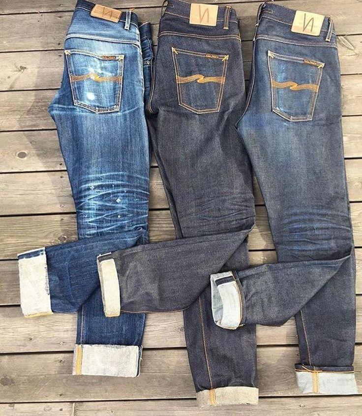 Photo of Det svenske jeansmerket Nudie Jeans har klassiske jeans av høy kvalitet som en unise …