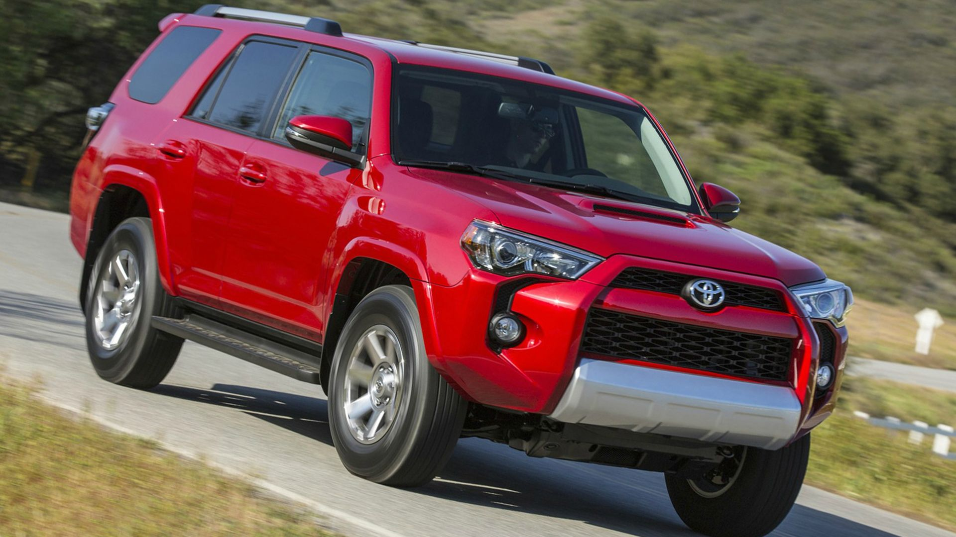 New 2019 Toyota 4runner Wallpaper HD Desktop