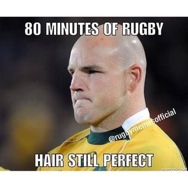 Image Result For Rugby Union Hair Meme Rugby Funny Rugby Memes Rugby Quotes
