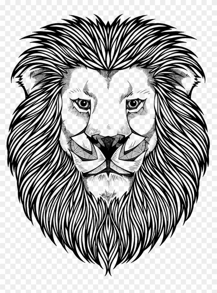 Coloring Page Of Lion Grow Lion Head Coloring Page Free Transparent Png Of Coloring Page Of Lion Mandalas Lugares