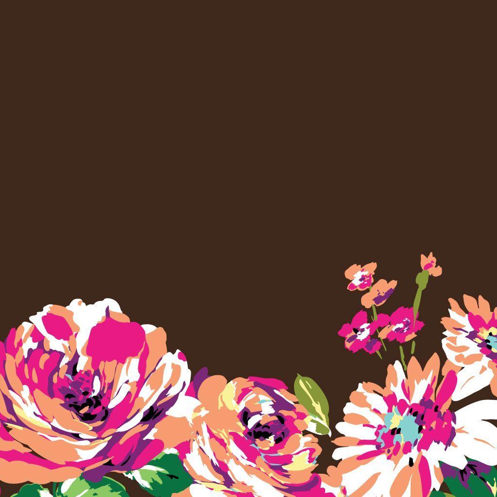 Vera Bradley Wallpaper English Rose Very Sophisticated