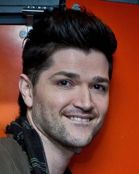 Danny O Donoghue Is Will Chuffed Danny O Donoghue The Script Soundtrack To My Life
