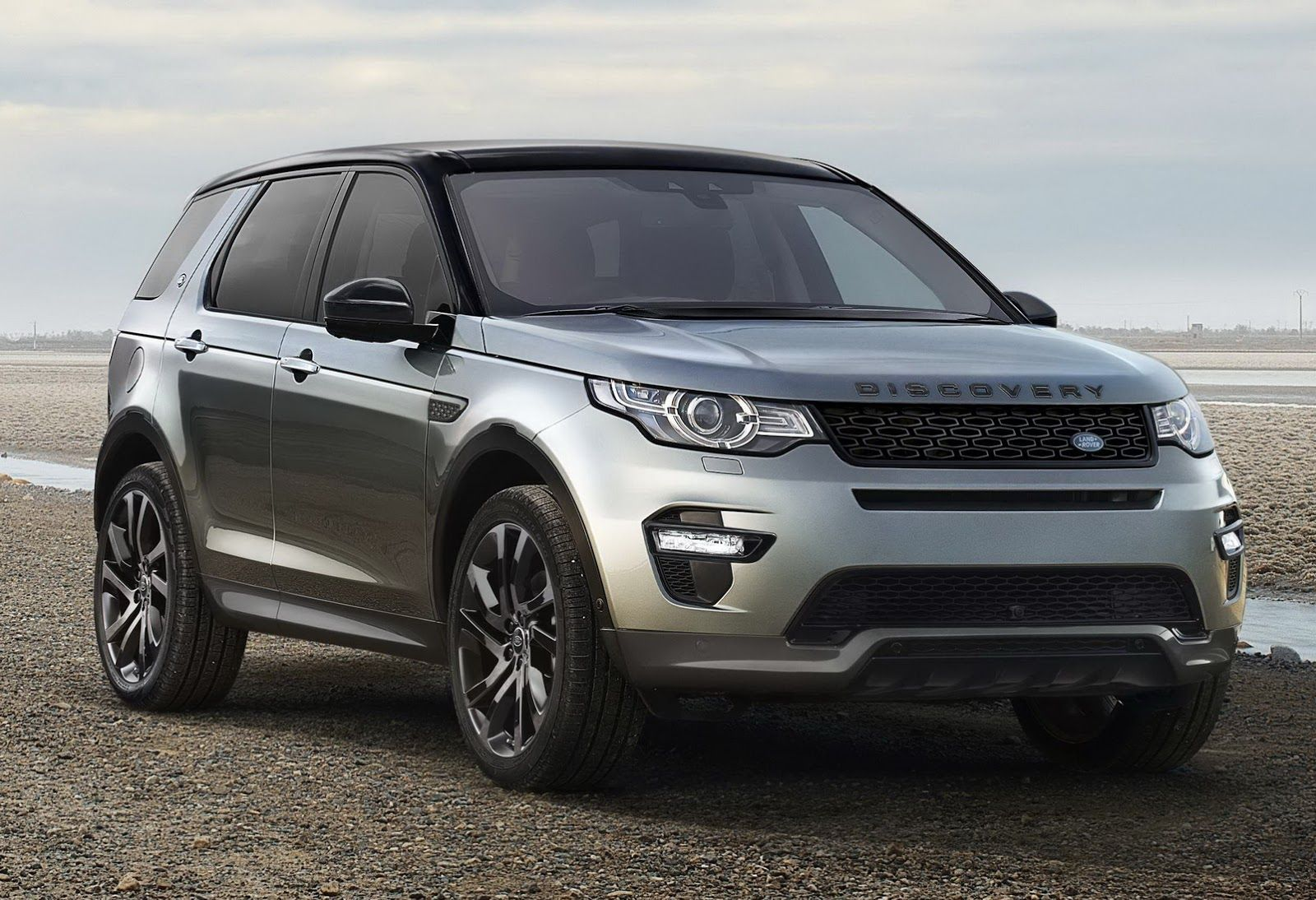 2016 land rover discovery sport s hse lux the exterior of the discovery sports