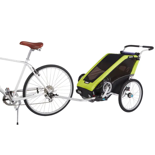 Thule Chariot Cheetah XT 1 + Cycle/Stroll Infants to