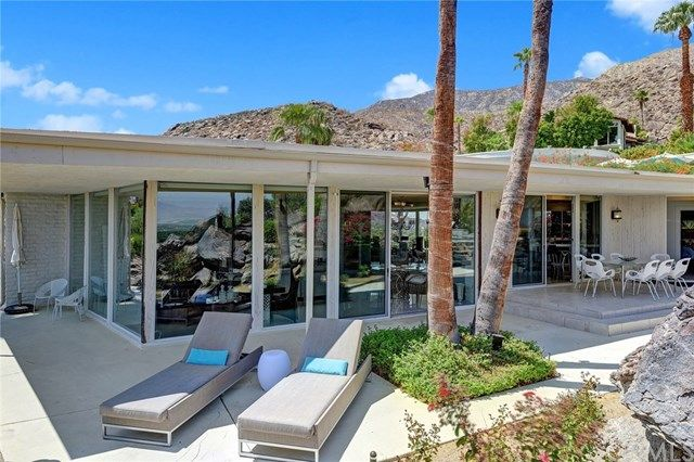 Mid Century Modern Homes For Sale In Palm Springs Modern Homes