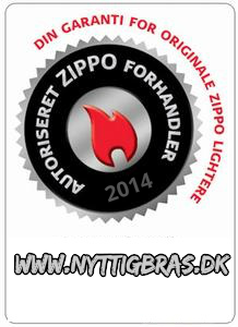 Dansk Autoriseret Zippo Forhandler  Din garanti for ægte Zippo livstil produkter! www.nyttigbras.dk