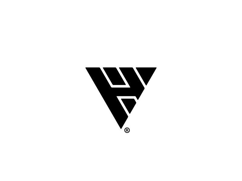 H I Fitness brand Logo Mark. | Logos, Gym logo and Logo ideas