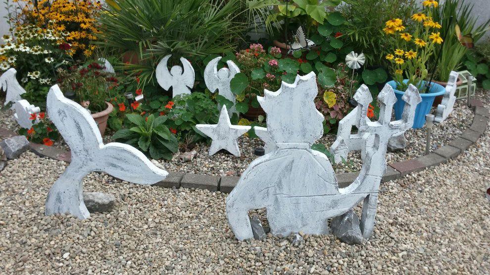 Beton Figuren für Haus und Garten Kreationen aus Beton Beton - haus und garten