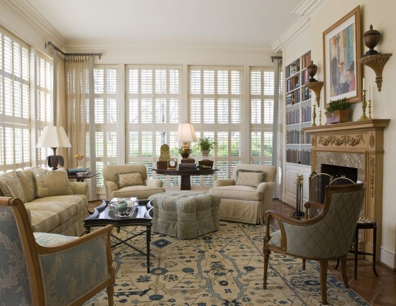 Living Room Knight Carr Living Room