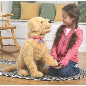 Furreal Biscuit My Lovin Pup By Hasbro Baby Doll Accessories