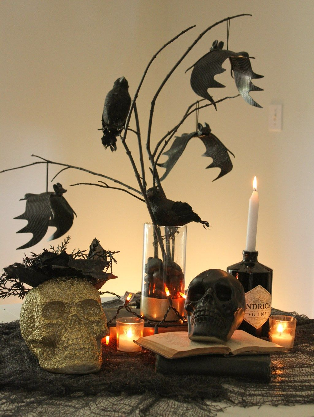 Last-minute DIY halloween decor ideas - easy, fun, and affordable - Cheap Diy Halloween Decorations