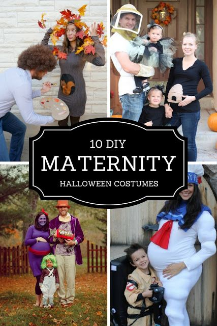 do it yourself divas 10 DIY Maternity Halloween Costume Ideas - funny pregnant halloween costume ideas