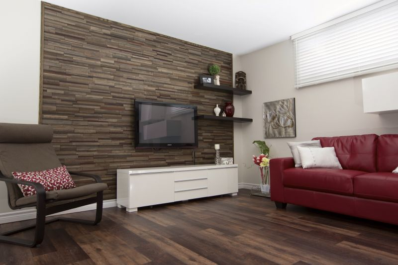 Finium   Prefinished Decorative Wood Wall Panels   Gallery