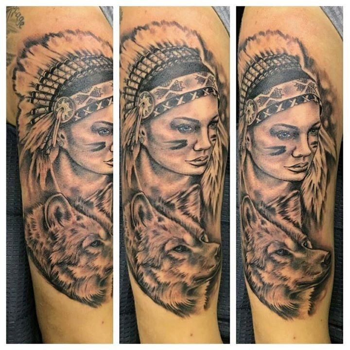 Strout Tattoo by Shane from Studio Ink Tattoo & Body