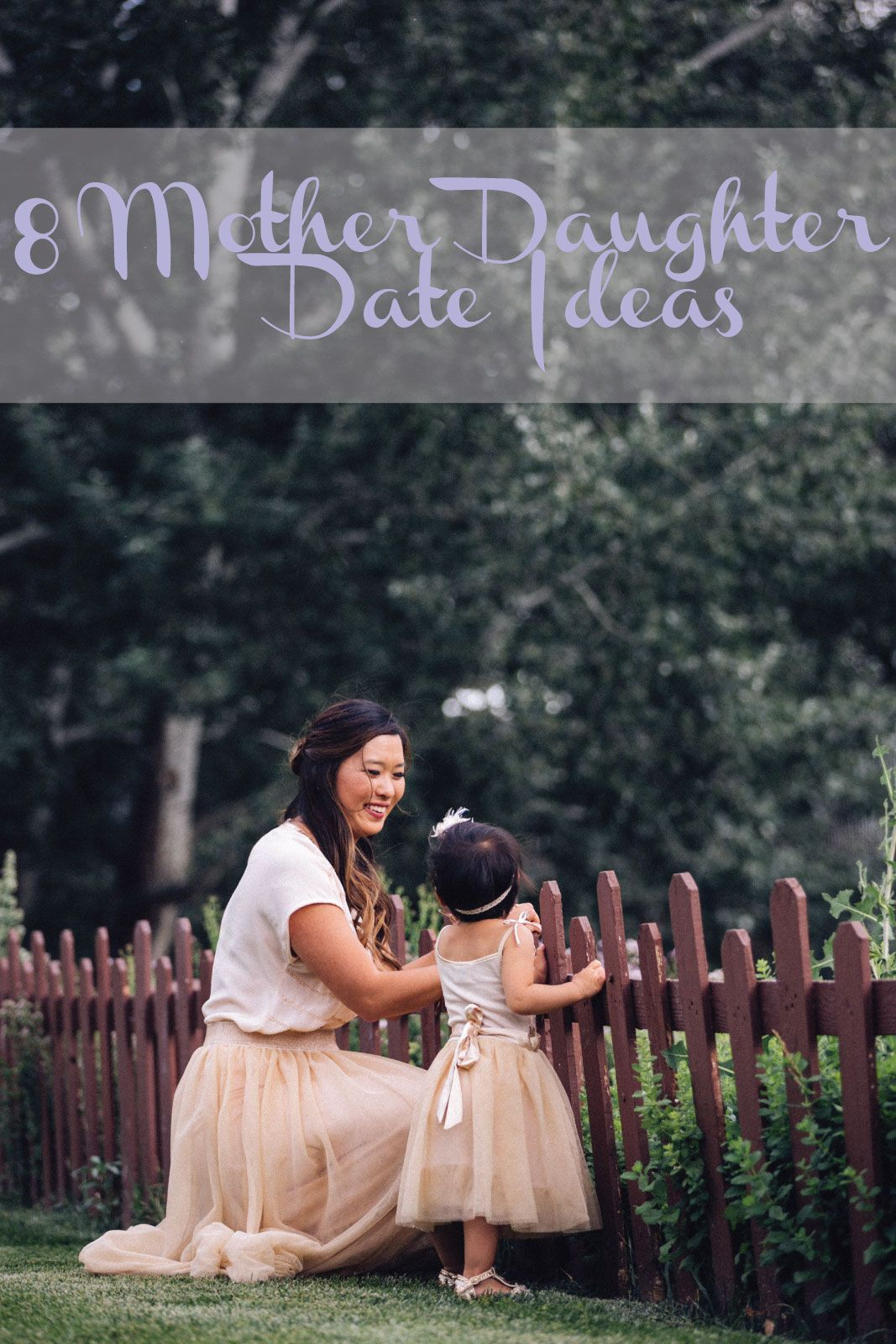 8 mother daughter date ideas + linkup | mommy + me style | pinterest
