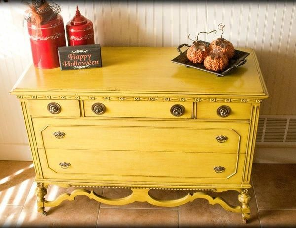 Shabby Chic Painted Coffee Table Thanks House Decor