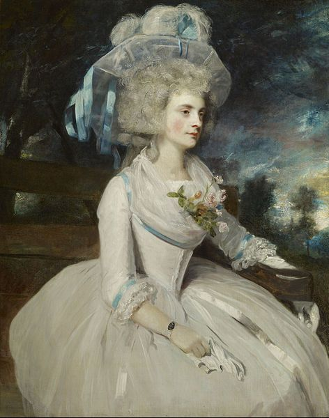 Selina, Lady Skipwith por Sir Joshua Reynolds, 1787