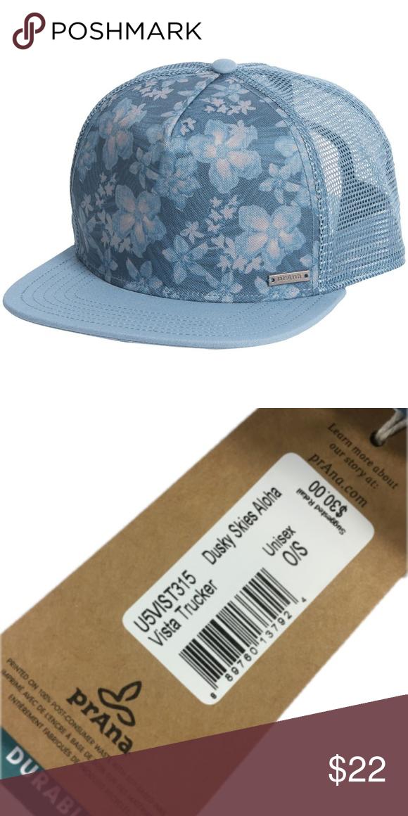 ce5695c6c7 PrAna Vista Trucker Hat