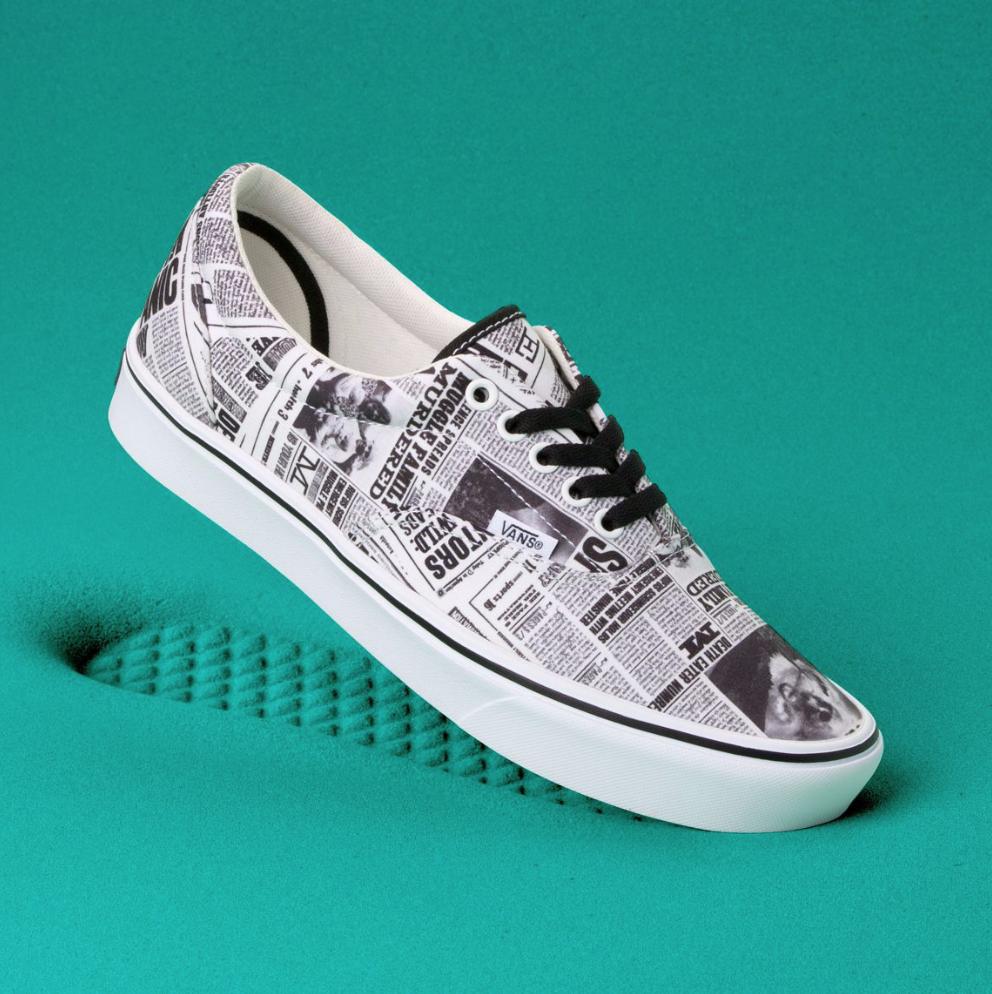 75 00 Vans X Harry Potter Comfycush Era Vans Print Sneakers Vans Shop
