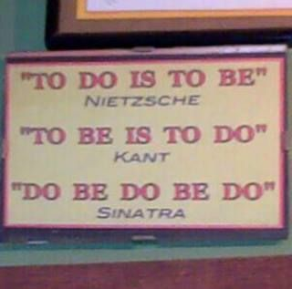to be do