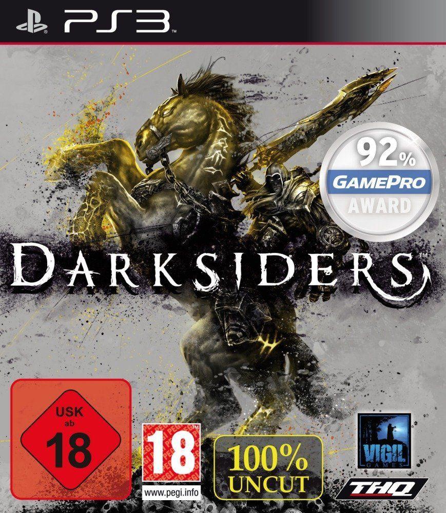 Darksiders Uncut Playstation 3 Amazon De Games Playstation
