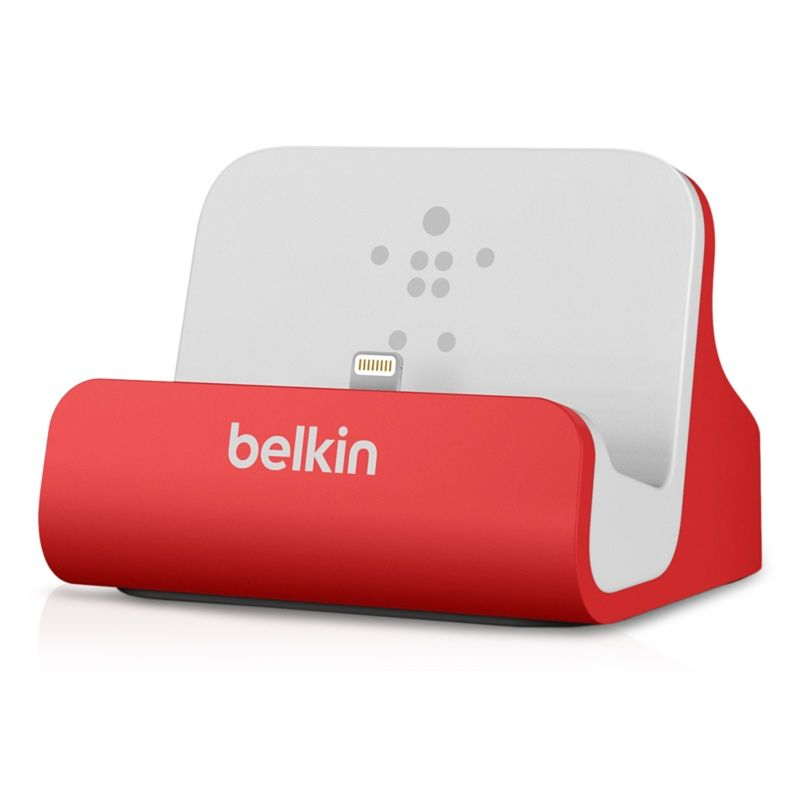 Belkin Charge + Sync iPhone 5 Dock with Lightning Connector - Apple Store (U.S.)