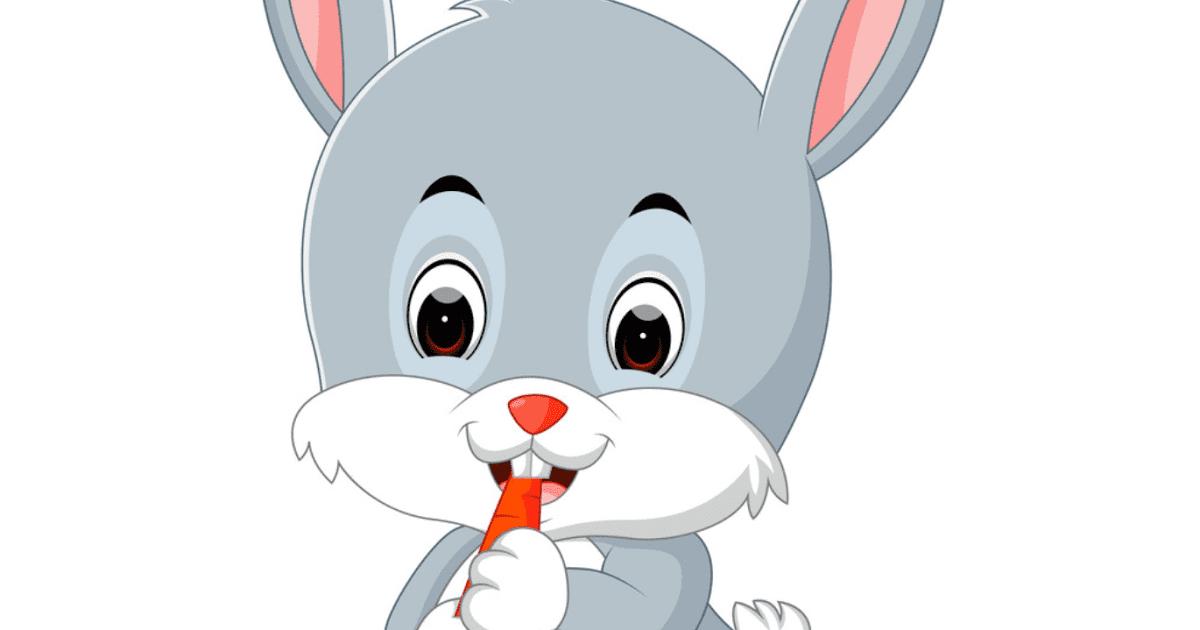 Terbaru 30 Gambar Kelinci Kartun Warna 8 Cara Menggambar Kelinci Dari Angka Dan Huruf Download Bahan Kelinci Kartun Coklat Il Gambar Kelinci Kartun Gambar