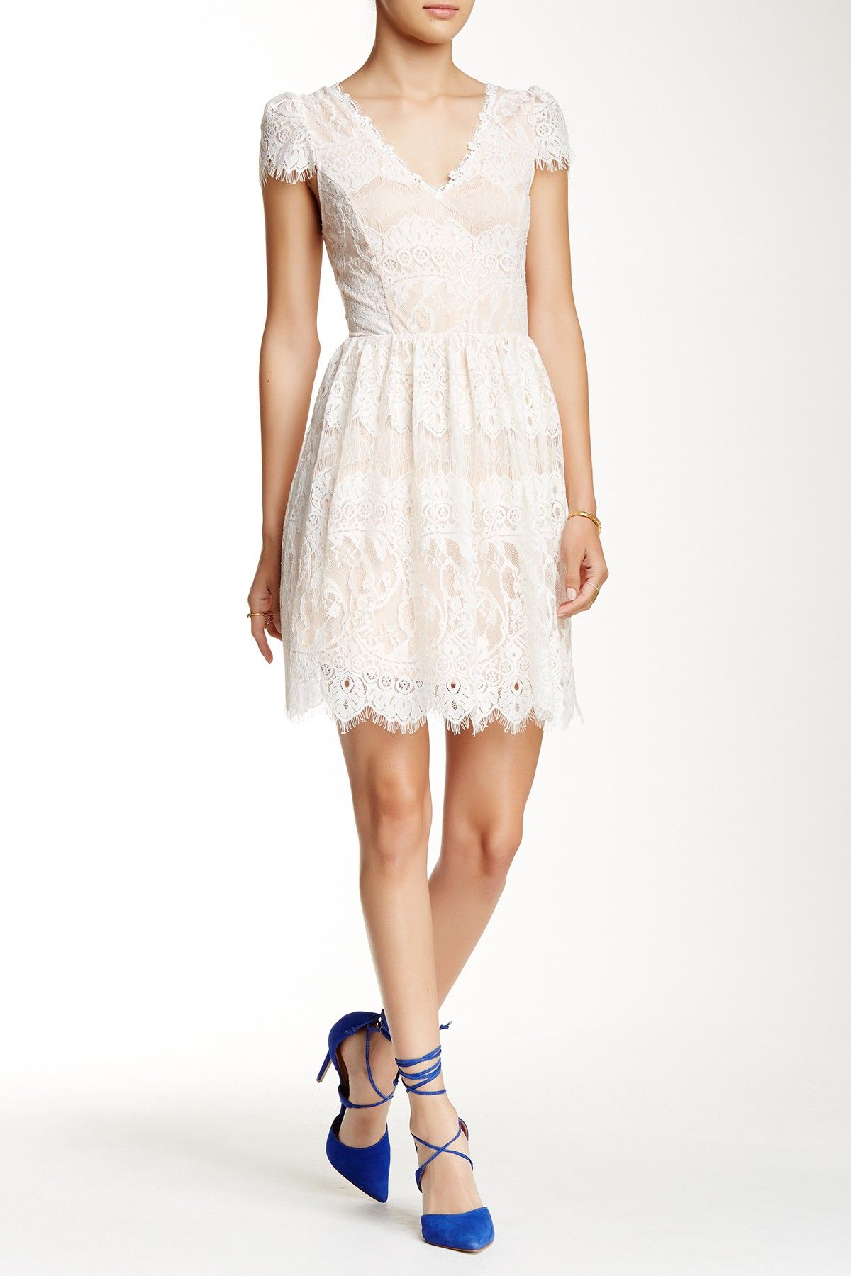 Summer white dresses nordstrom