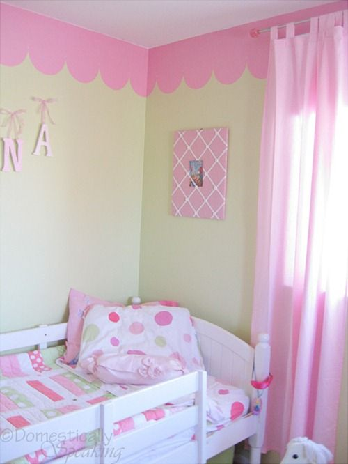 Best 119Th Power Of Paint Party Scallops Kids Bedroom 640 x 480