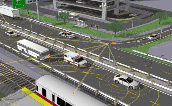 La comunicación entre coches podría ser obligatoria desde 2019 en Estados Unidos