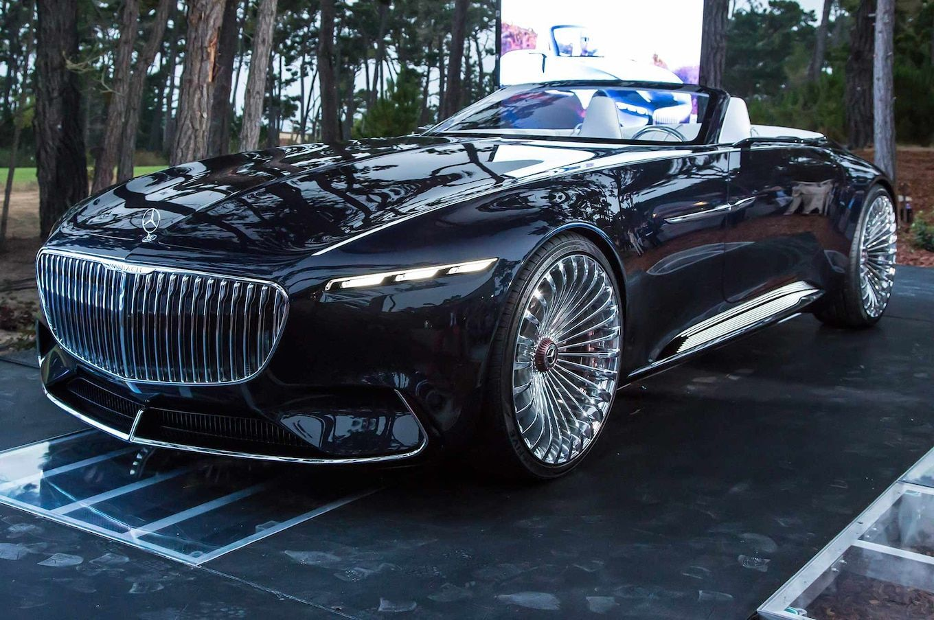 Best 2019 Mercedes Maybach 6 Cabriolet Price Redesign And Review