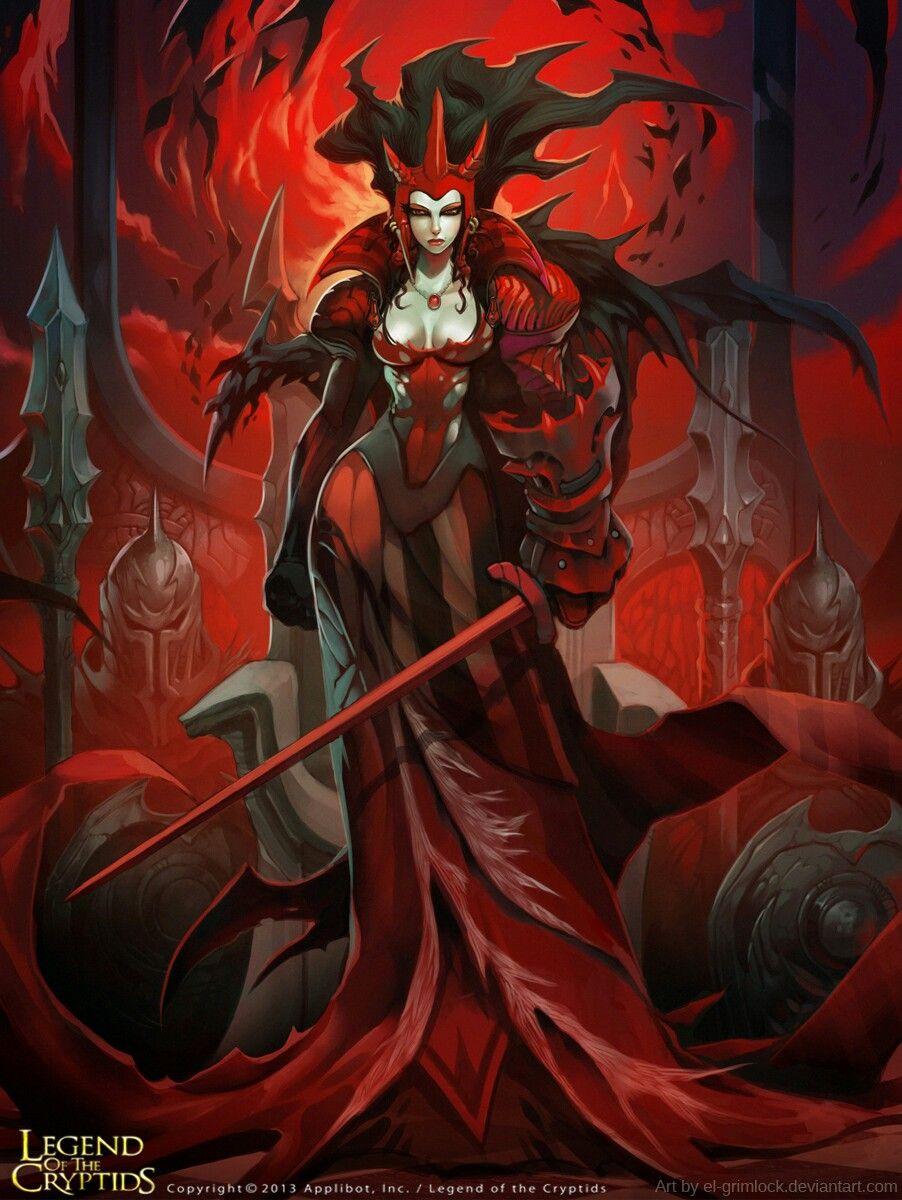 2013 By Mauricio Herrera Crimson Queen