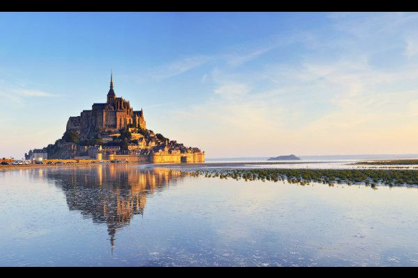 mont saint michel - Cerca con Google