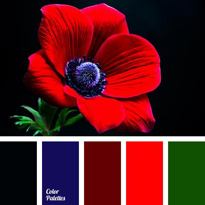 Color Palette #2911 (Color Palette Ideas) | Red colour ...